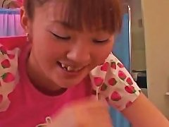 Very Cute And Alluring Asian Teen Gets Fucked