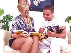 Milf Blonde Teacher Fucking In Class Porn B0 Xhamster