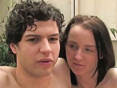 Couple Gets Naked For Behind The Scenes