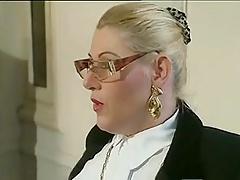Milf Teacher With Giant Tits!!