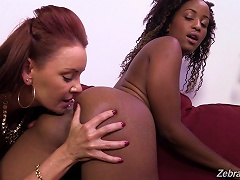 Lovely Porn Hotties Ivy Sherwood And Janet Mason In A Nasty Lesbian Fuck Scene