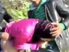 Hot Egyptian Girl Fucked By Tow Man 039 S In Farm