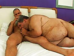 Fucking The Fat Out Of Him