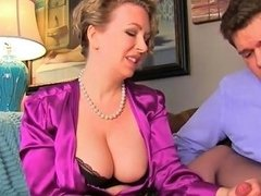 Strict Milf Checks If Her Boy Has Been Studying Hd Porn Ab
