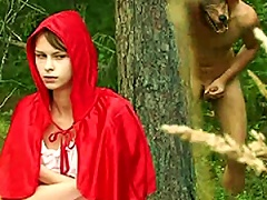 Red Riding Hood And The Big Bad Boner.