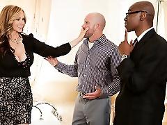 Julia Ann, Sean Michaels, Will Powers In Moms Cuckold #15,  Scene #01