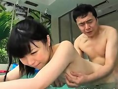 Beautiful Jav Teen Gets Her Butt Fingered And Pussy Fucked