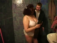 Bbw Explores Her Dirty Side During A Wild Gangbang