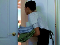 Nasty Maid In Uniform Pleases Her Boss With Awesome Hardcore Sex