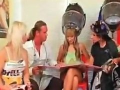 Dinner Party Becomes Food Fight Then Spaghetti Covered Orgy Clip
