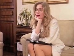 Business Woman In Retro Porn Happy To Gives In Ass And Cunt Drtuber