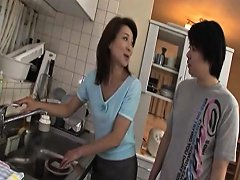Japanese Step Mom Cures Boy With Body 2