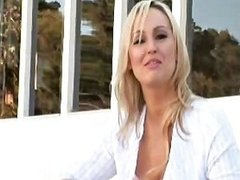 Behind The Scenes Of Cleavage With Abbey Brooks Whitney Drtuber