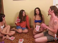 4  Girls Playing Sex Games