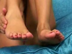 Sativa Rose Feet Fetish
