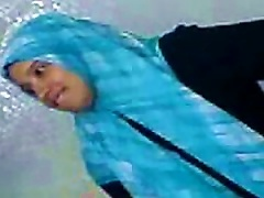 Hot Arab Teen Strips And Gets Her   Fingered - Homemade Vid
