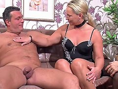 Older European Bitches Love Treating Unsuspecting Men To Blowjobs