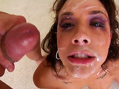 Fantastic Hardcore Facial Cumshot Compilation Video With Busty Bitches