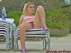 Voyeurchamp Com Public Upskirt Exhibitionist Wife Amanda