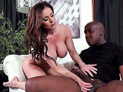 Bigtits Milf Kendra Lust Gets Huge Black Cock