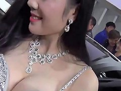Chinese Car Show Girl Nipple Slip Free Porn A6 Xhamster