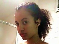 Very Cute Ebony Teen