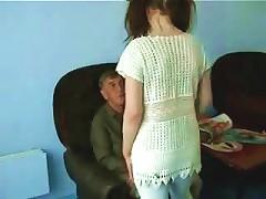 Grandpa Fucking Young Maid