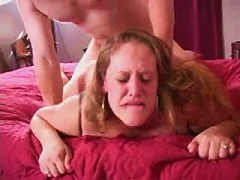Desperate Amateurs Suprise From Behind