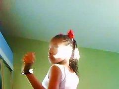 Ebony Teen Thotbusters 3