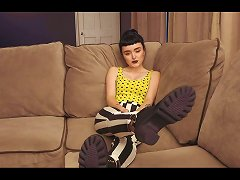Bitchy Goth Boot Goddess Free Teen Porn Video Cd Xhamster