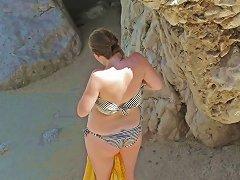 Chubby Teen With Perfect Titts On Beach Porn Da Xhamster