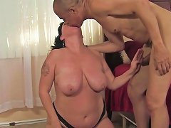 Bbw Milf Licks All Over His Balls Free Porn 3e Xhamster
