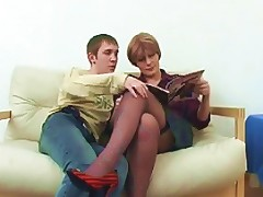 Red Haired Russian Mom Fucks With Her Young Un Porn Ec