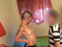 Spanish Amateur Punk Girl Sets Up Her Boyfriend Porn 6b