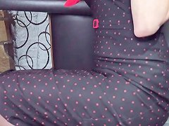 Shanda Fay Gets Fucked By Fuck Machine While On Phone