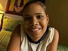 Colombian Ebony Teen First Scene Free Porn Ec Xhamster