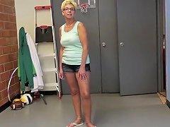 Blonde Milf Handjob Club Tug Hd Porn Video B3 Xhamster