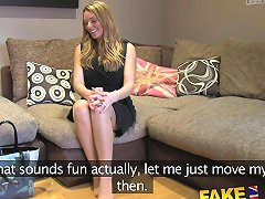 Fakeagentuk Milf With Perfect Ass For Spanking Hd Porn 2a