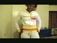 Jamaican Teen Gets Fucked In