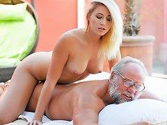 Aria Logan Albert In Grandpa Got Me Wet 21sextreme