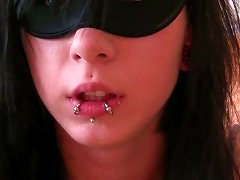 Swedish Teen Amanda Facial Expression