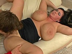 Mrs Jaymes Is A Sly Milf Who Is Always Looking For Young Cock