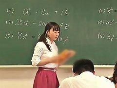 Japanese School Teacher Part A