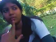 Having Fun In The Park India
