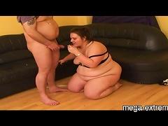Mega Extrem Fat !!!! But Horny..
