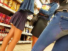 Nice Teen Upskirt