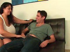Top Oral Along Huge Tits Raquel Raxxx