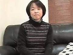 Japanese Mature Woman Getting Her Hairy Cunt Fucked Hard An