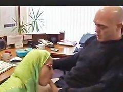 Arabian Muslim Girl In Green Islamic Hijab Sucks Small Three Inch Arab Dick