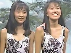 Japanese Tv Nn Retro Lycra Swimsuit And Leotard Show